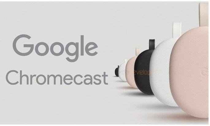 Google Chormecast com Android TV