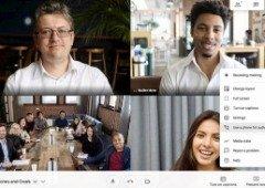 Google confirma oficialmente a mudança de nome do Hangouts Meet