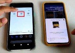 Google confirma que Android vai finalmente ter o seu 'AirDrop' em breve