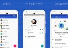 Google Contactos muda design em nova atualização (APK Download)