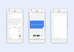 Google Docs ganha nova vida na versão para Android