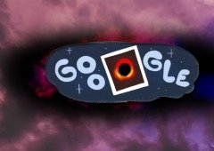 Google Doodle da foto ao buraco negro foi 'feito em cima do joelho'!