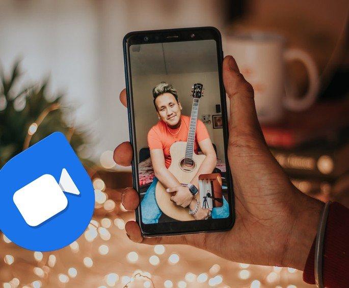 Google duo App para videochamada em grupo