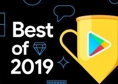 Google e o público elegem os melhores de 2019 na Play Store! Conhece os vencedores