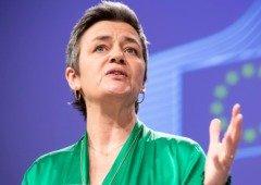 Google, Facebook, Apple e Amazon chamadas ao coração da Europa