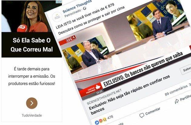 Burla facebook e Google