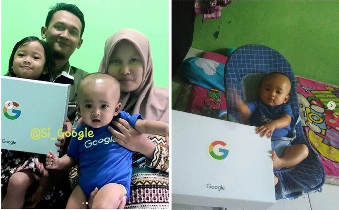 Google filho noem