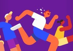 Google Fit chega aos 50 milhões de downloads na Play Store após 5 anos