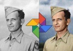 Google Fotos: A tão esperada funcionalidade está a chegar! Colorir fotografias antigas