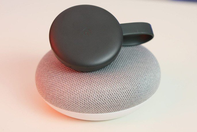Google Chromecast e Google Home