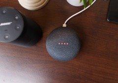 Google Home Mini: sucessora da coluna inteligente está a caminho