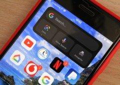 Google já tem um Widget para o iPhone (iOS 14) e vais adorar!