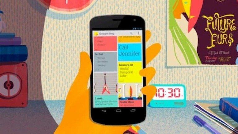 Google Keep: tirar notas fica mais fácil com novo atalho