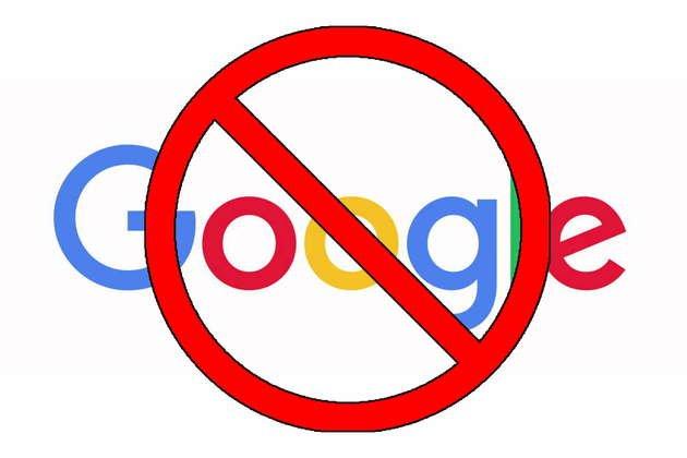 Google serviços alternativos