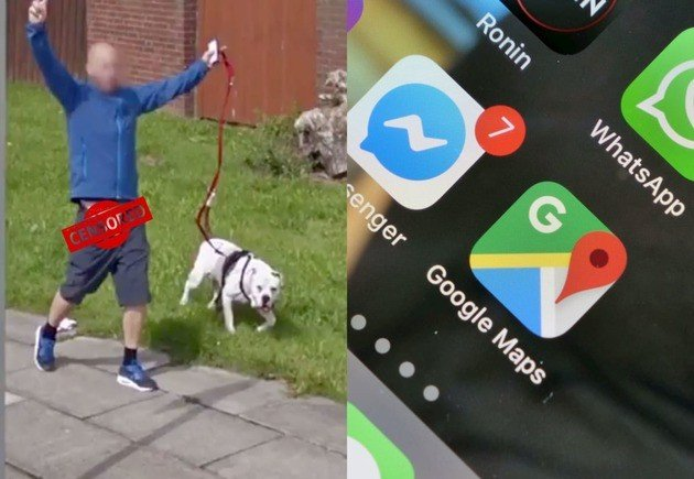 Google Maps piroka