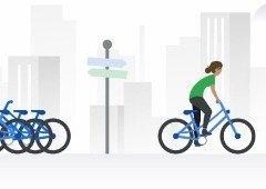 Google Maps: informação em tempo real de bicicletas partilhadas chega a 24 cidades