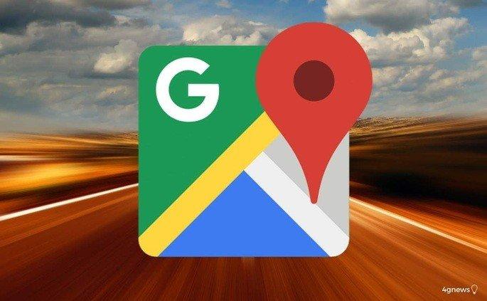 Google Maps novo design