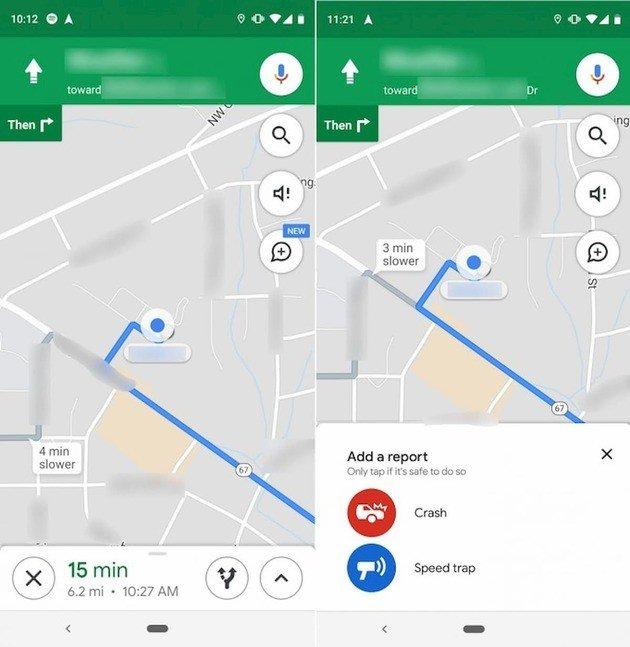 Google Maps Waze 2