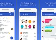 Mensagens Android - 100 milhões de downloads na Google Play Store
