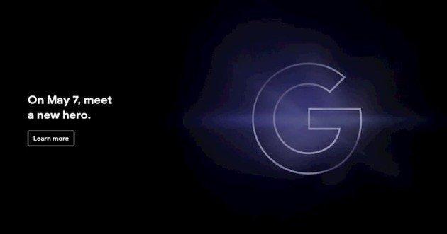 Google Pixel 3a apresentação