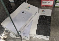 Google Pixel 3a XL já está exposto em loja antes da sua apresentação