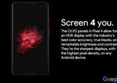 Google Pixel 4 XL já tem direito a material publicitário?