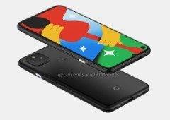 Google Pixel 4a 5G será tão poderoso como o Pixel 5. Sabe porquê