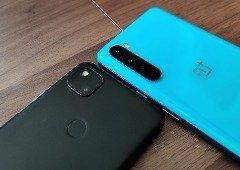 Google Pixel 4a vs OnePlus Nord: vê qual destes gama média é o mais rápido? (vídeo)