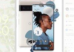 Google Pixel 6: descarrega aqui os wallpapers oficiais dos smartphones Android