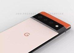 Google Pixel 6 e Pixel 6 Pro virão com um design bastante arrojado