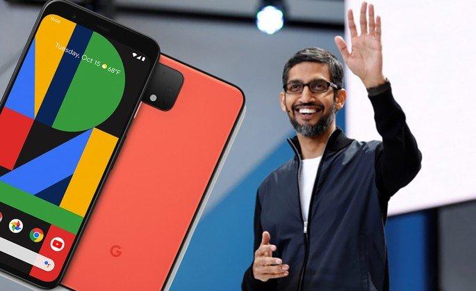 Google CEO smartphones