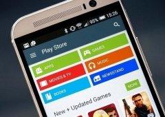 Google Play receberá atualização: novo design e autenticação de comprar por impressão digital