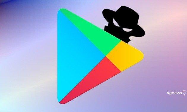 Google Play Store aplicações Apps