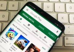 Google Play Store adiciona novo design e funcionalidades