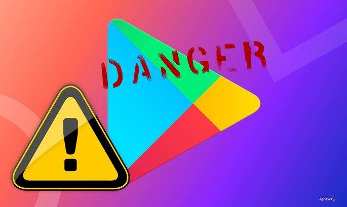 Google Play Store 2 aplicações remover do smartphone