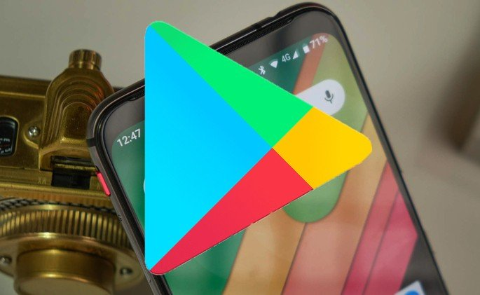 Google Play Store Apps grátis