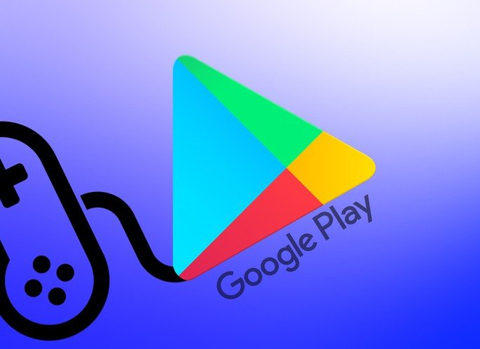Google Play Store jogos grátis Android