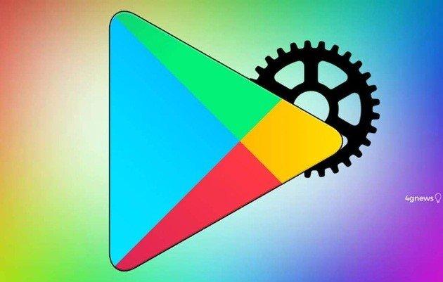 Google Play Store APK disponível
