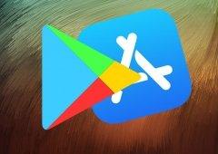 Google Play Store cresceu mais do que a Apple App Store em 2017