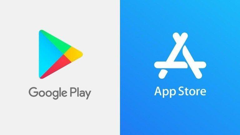 Google Play Store e Apple App Store registam recorde de receitas