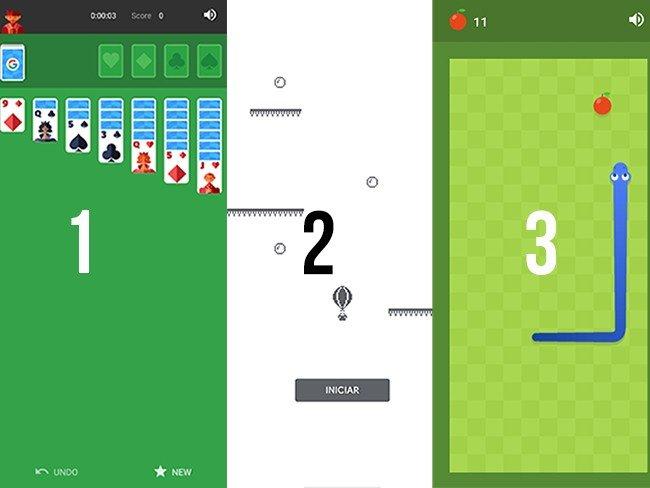 Google Play Store jogo Offline