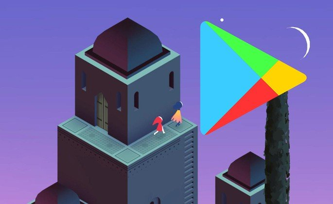 Google Play Store Monument Valley 2
