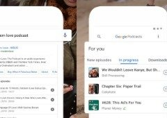 Google Podcasts ganha novo design e chega ao iOS!