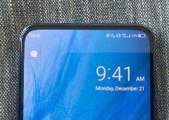 Google pode ser das primeiras a lançar smartphone com câmara embutida no ecrã