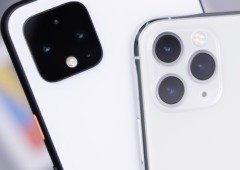 Google quer igualar o melhor atributo dos Apple iPhone nos próximos Pixel