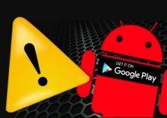 Google remove centenas de apps da Play Store por violação das suas regras
