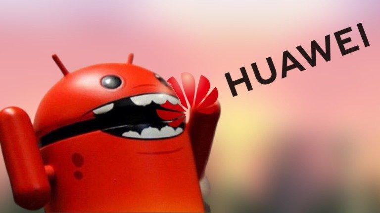 Google remove telemóveis Huawei do seu site e Android Enterprise