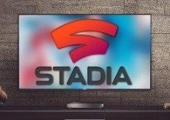 Google Stadia à borla para jogadores que tenham um Chromecast Ultra!