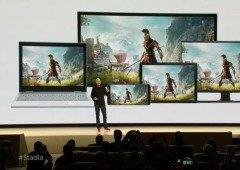 Google Stadia será compatível com Android TV em 2020