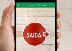 Google Tradutor: câmara faz tradução instantânea em 60 novos idiomas